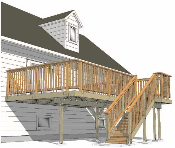 Code Requirements For Decks: Deck Permits: Why You Need One & How To Apply